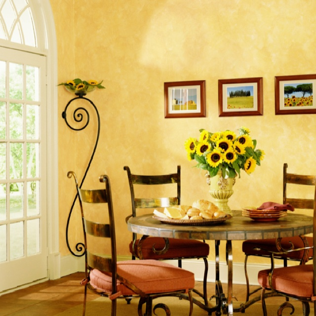 Tuscan style decorating tuscan home 101 for Tuscan inspired home decor