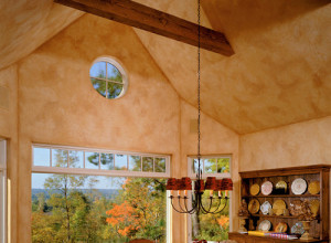 traditional-dining-room-Saratoga Springs Design