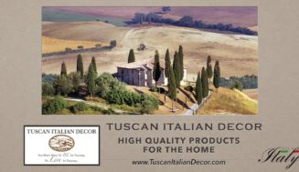 Tuscan Italian Decor-Video