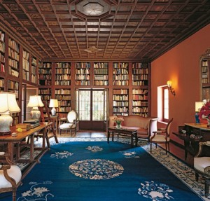 Tuscan Library