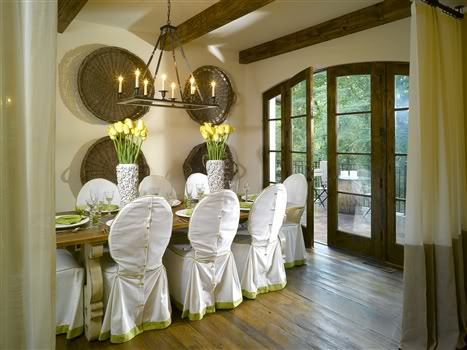 A Tuscan Dining Room – Tuscan Home 101