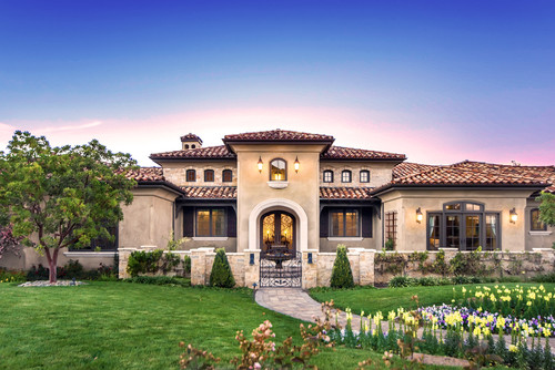 Tuscan Home Designs Tuscan Home