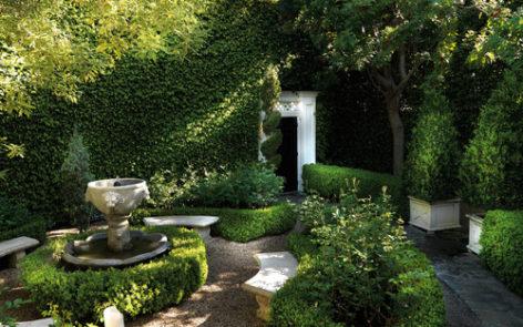 Tuscan Garden Elements
