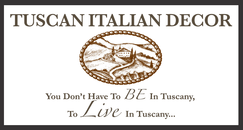 Tuscan Italian Decor