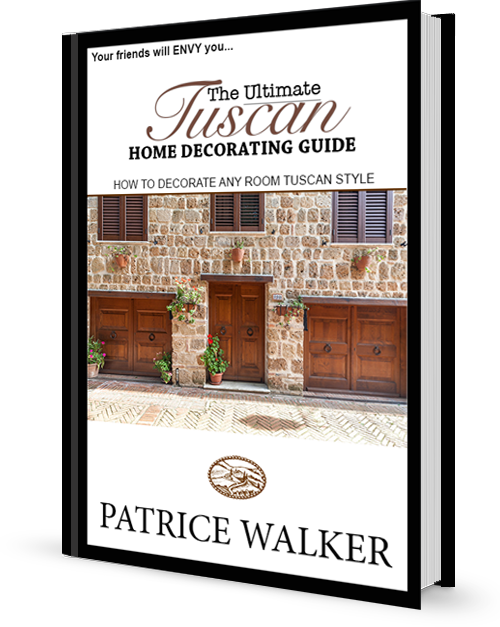The Ultimate Tuscan Home Decorating Guide Cb Tuscan Home 101