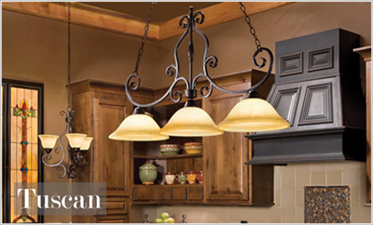 Tuscan Lighting Home 101